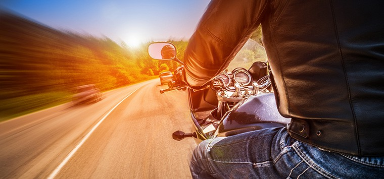 Is it safe to ride a motorcycle during the coronavirus outbreak?