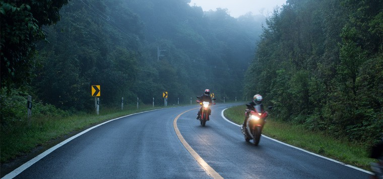 3 cold weather motorcycle riding tips