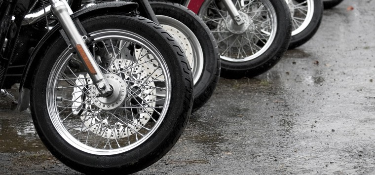 Motorcycle tire safety tips