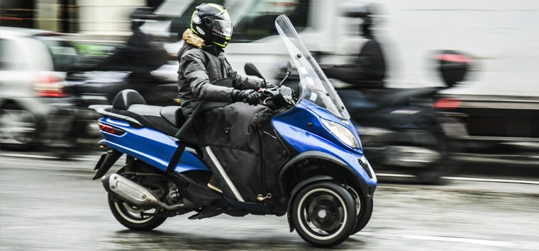 Are 3-wheel motorcycles actually safer?